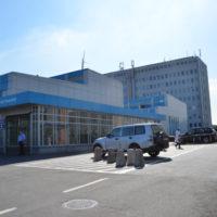 Mazowiecki Bródnowski Krankenhaus in Warschau